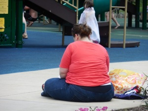 Obese_Woman_at_Water_Park